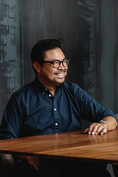 Michael Hsu headshot