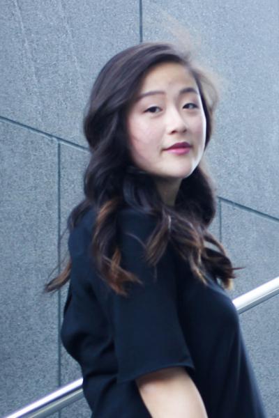 Michelle Kao headshot