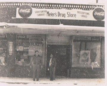 Meiers Drug Store – 1947