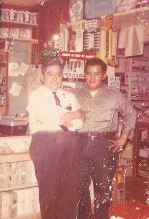 Victor S. Ortiz and Victor C. Ortiz – 1960