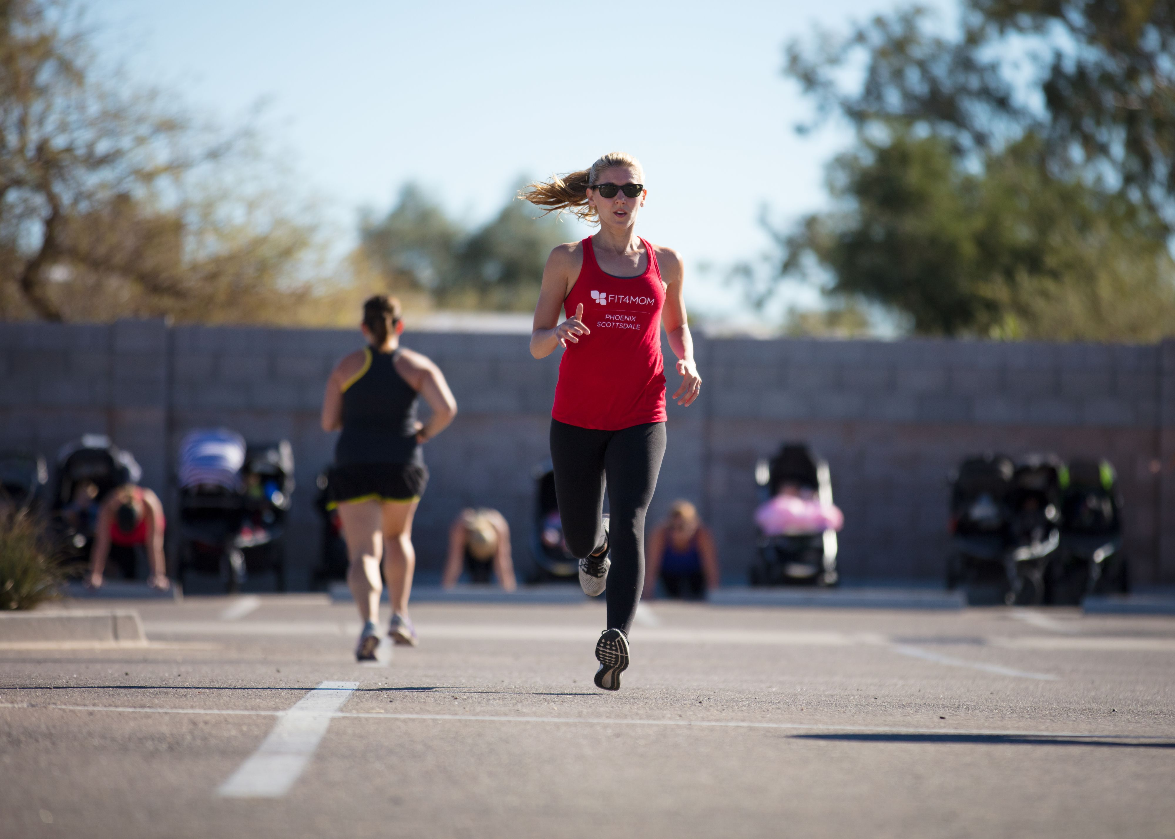 Mom workouts in Phoenix and Scottsdale