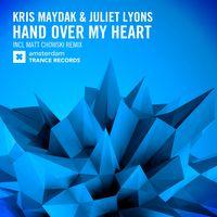Kris Maydak Hand Over My Heart.jpg