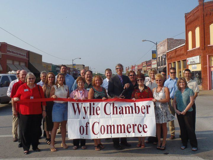 Chamber of Commerce, Wylie, Texas
