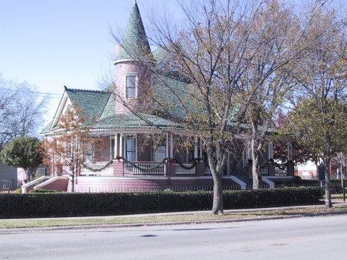 The Birmingham House, Wylie, Texas