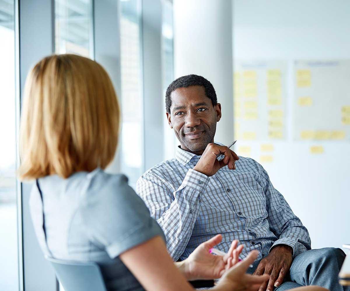 1 on 1 executive coaching