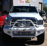 Truck Bumpers and Accessories in Austin, Texas