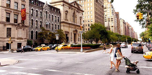 Hello, Upper East Side!