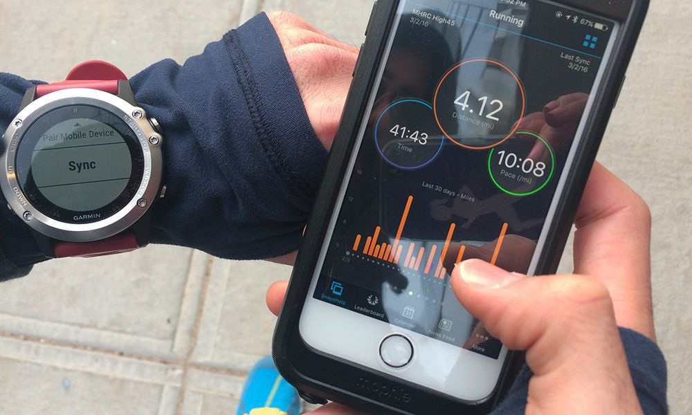 Fitness Tracking App Comparison