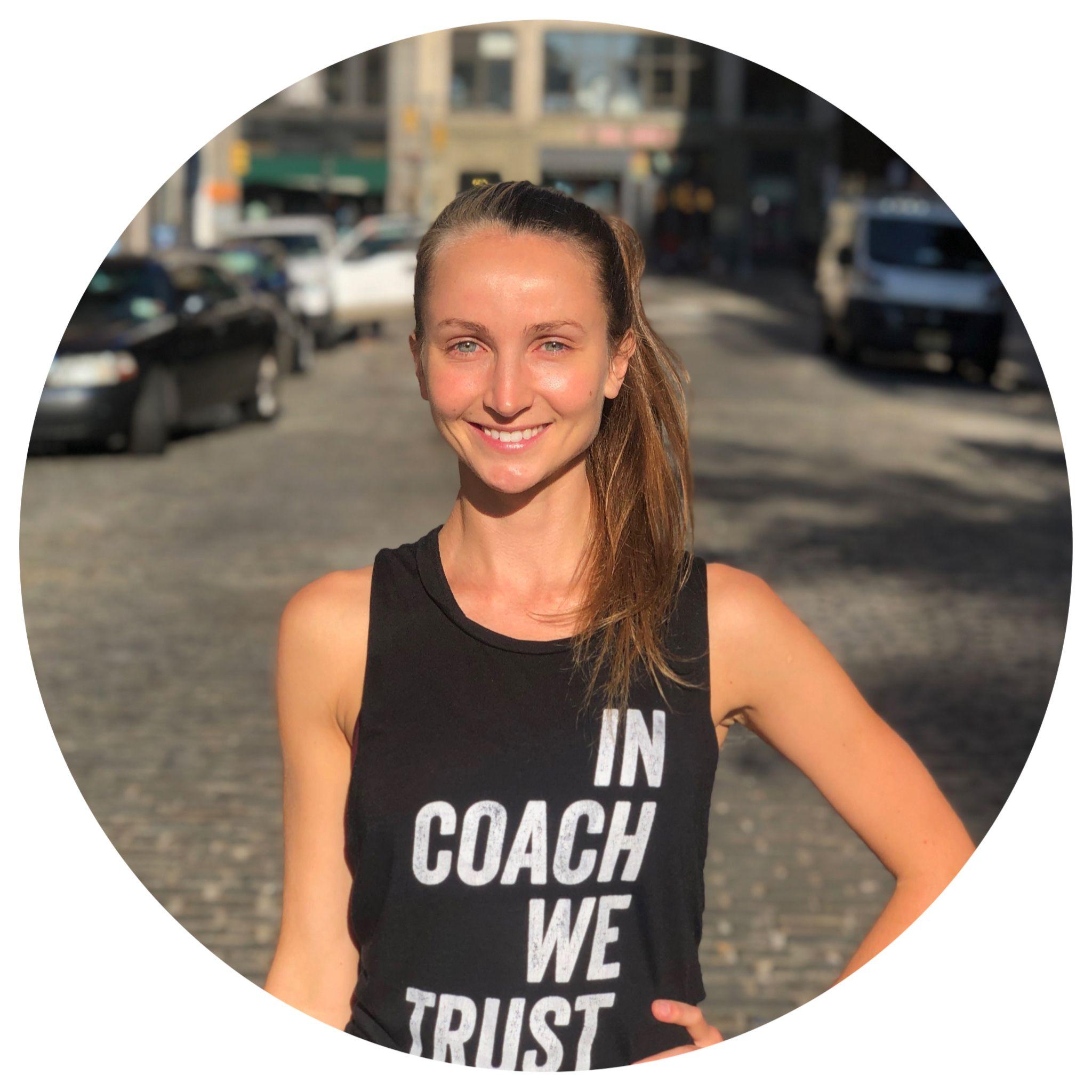 Coach Corinne