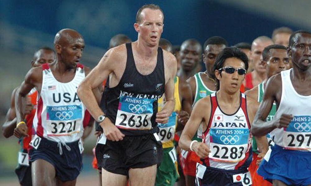 Mile High Run Club Coach and Olympian John Henwood