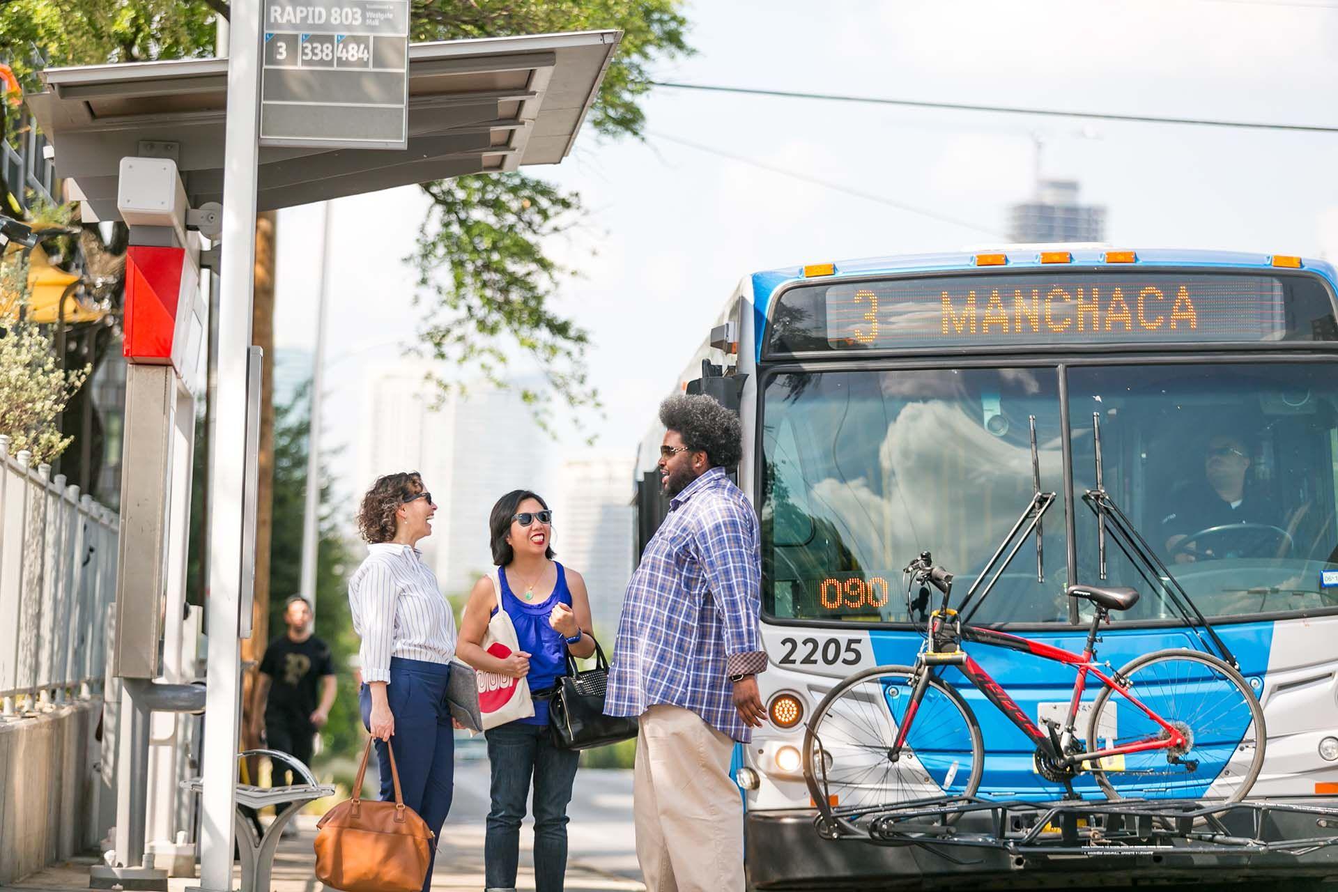 Austin Public Transportation Mobility Programs