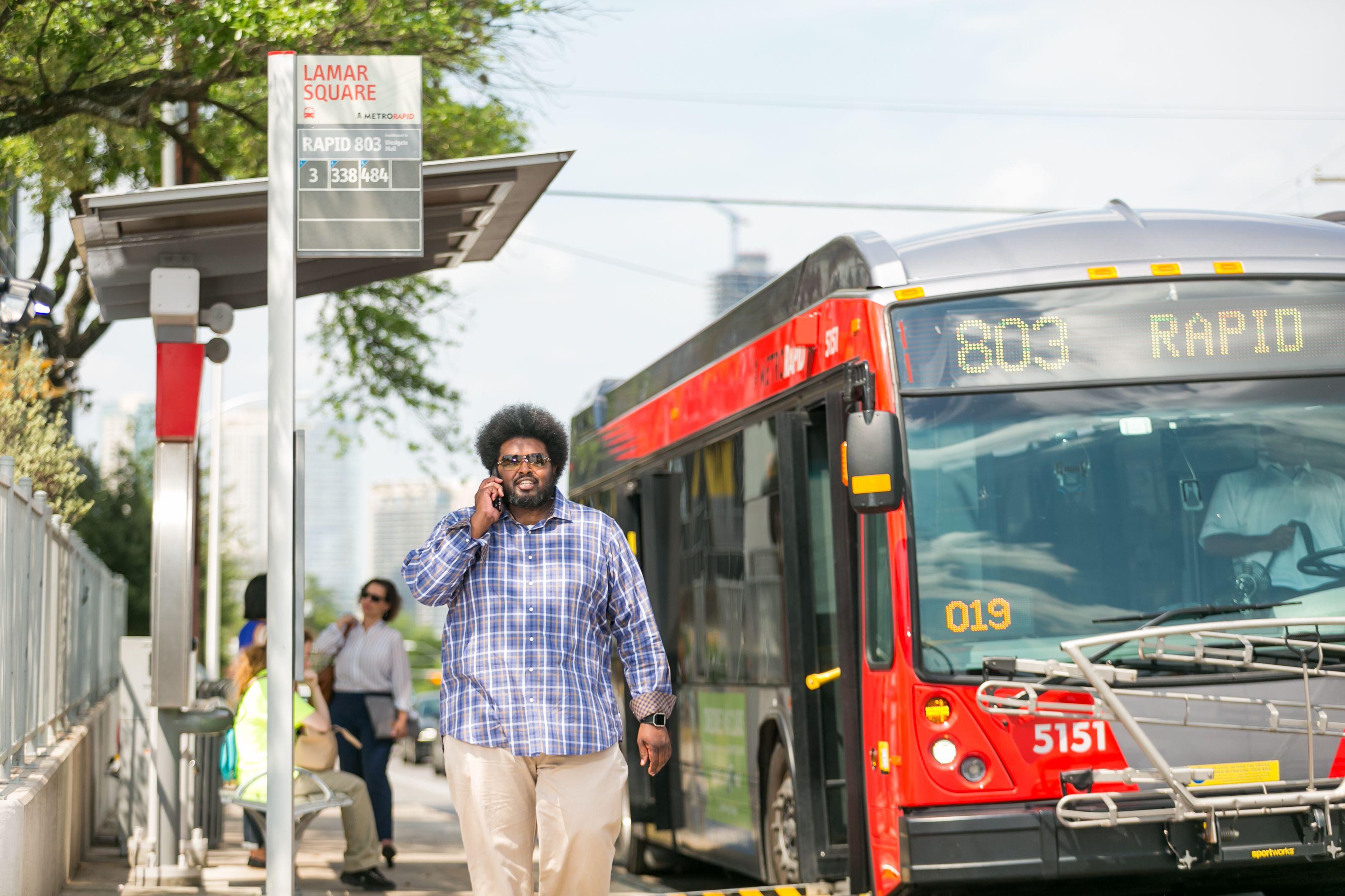 Austin, Texas Commuter Resources