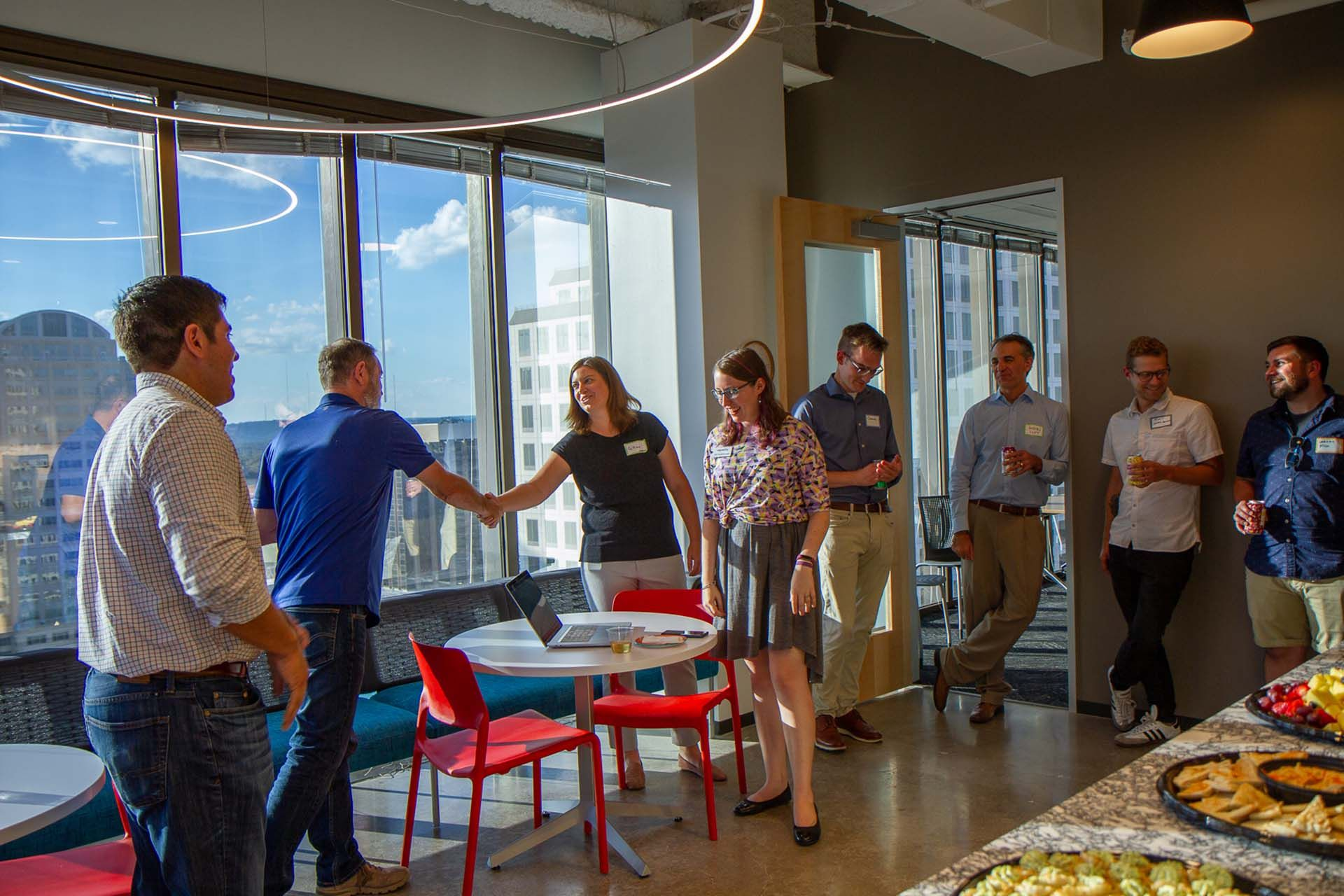 Mobility Member Happy Hour and Networking Meeting