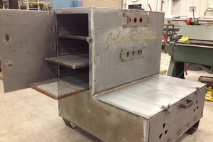 Custom Metal Fabrication
