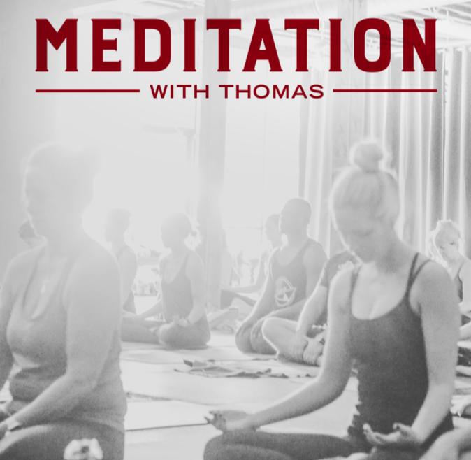 Meditation with Thomas December 6