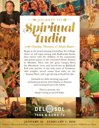 Journey to Spiritual India