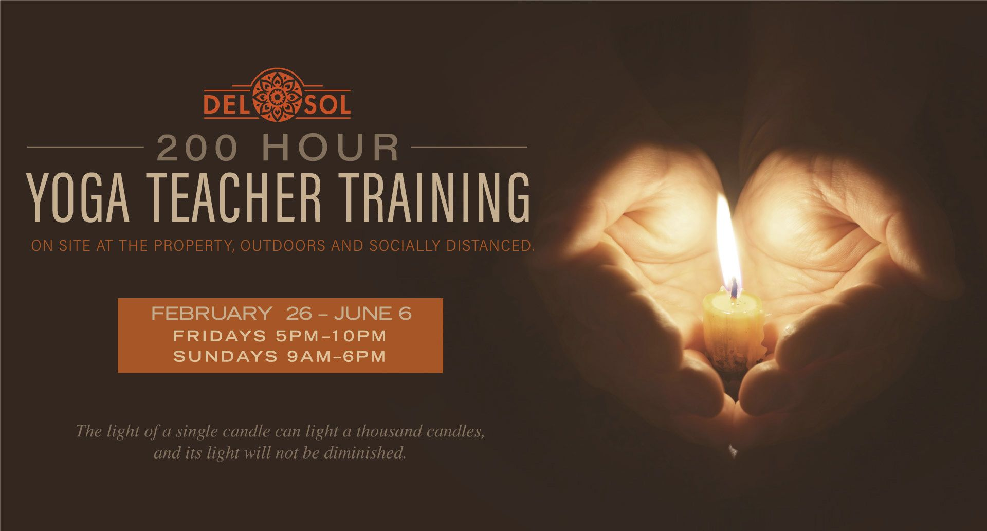 Del Sol 200 Hour Yoga Teacher Training