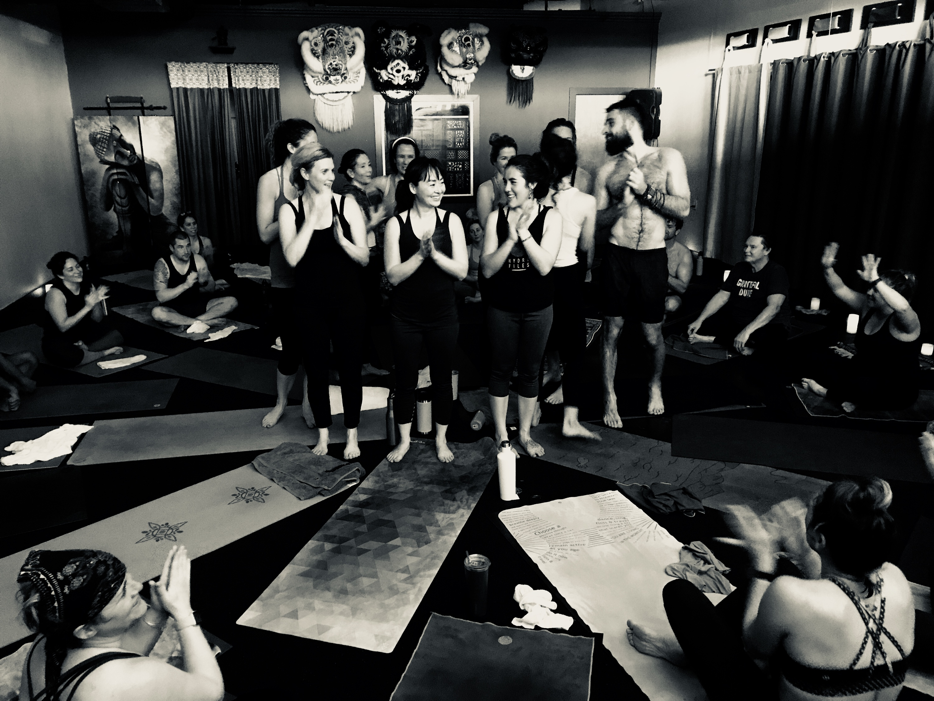 Del Sol 300 Hour Yoga Teacher Training