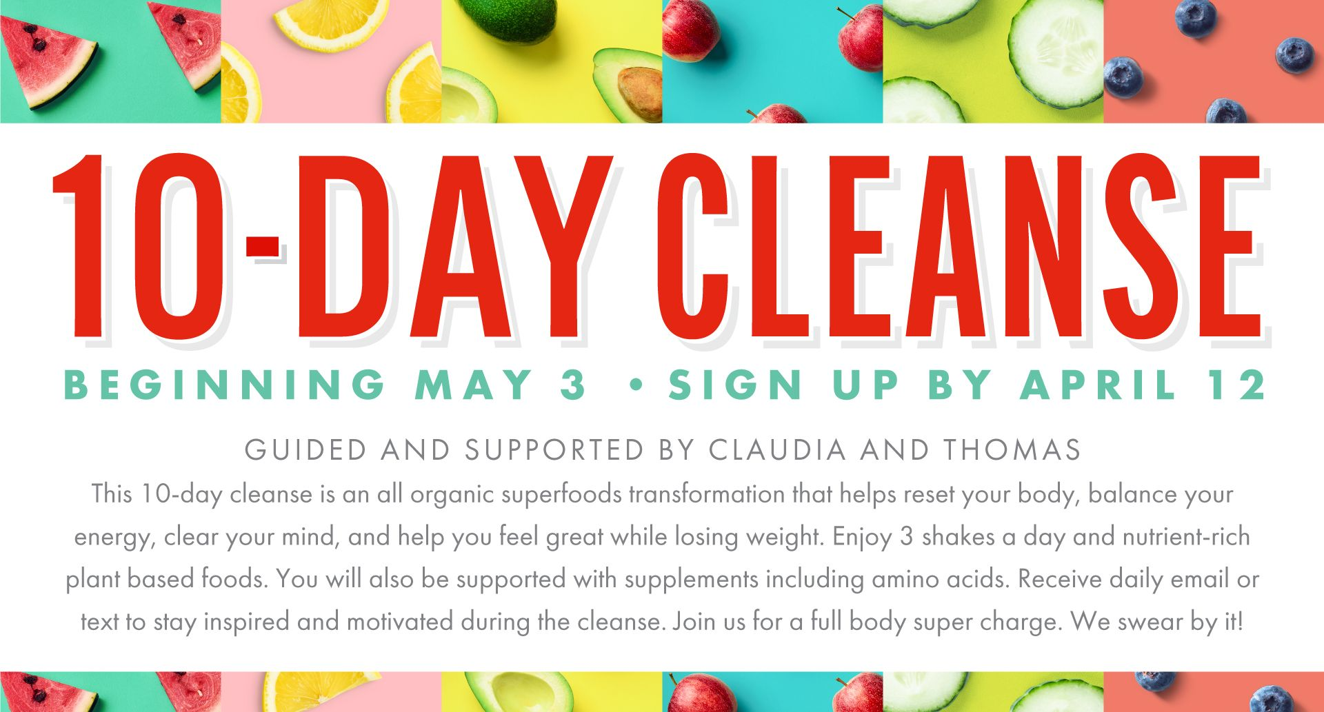 Del Sol Spring Cleanse