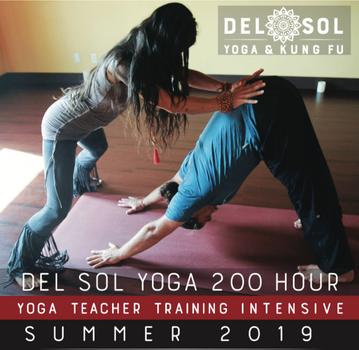200 Hour Yoga Teacher Training Summer Intensive