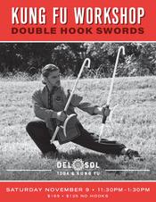 Double Hook Swords