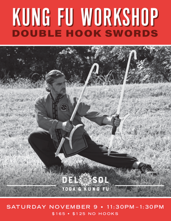 Double Hook Swords