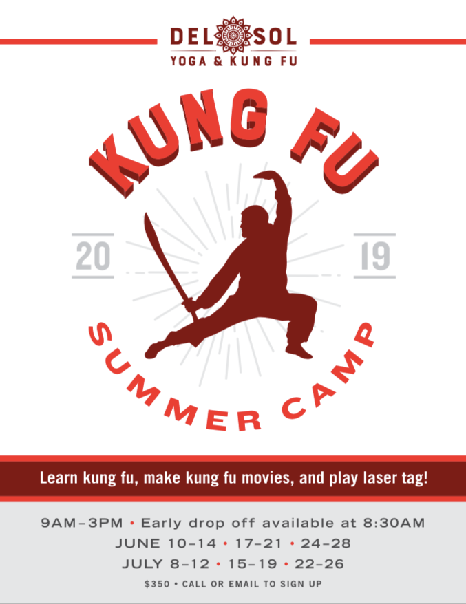 Kung Fu Summer Camps