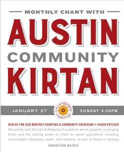 Austin Community Kirtan