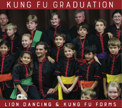 Kung Fu Demonstration & Graduation