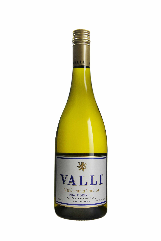Vendemmia Tardiva Pinot Gris 2016