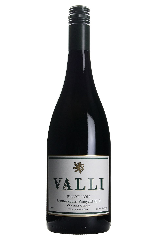 Valli Pinot Noir 2010 Bannockburn