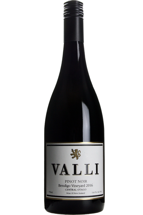 Valli Bendigo Vineyard Pinot Noir