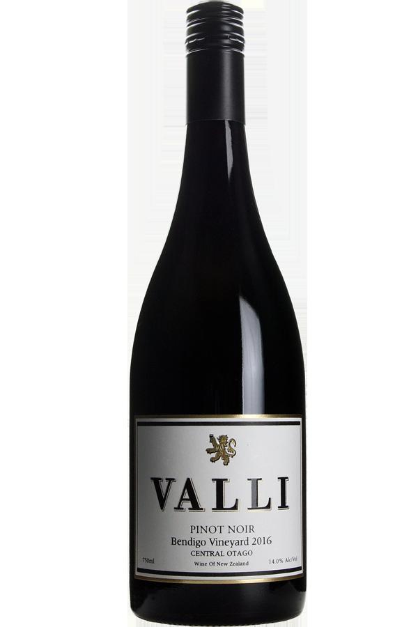 Valli Bendigo Vineyard Pinot Noir