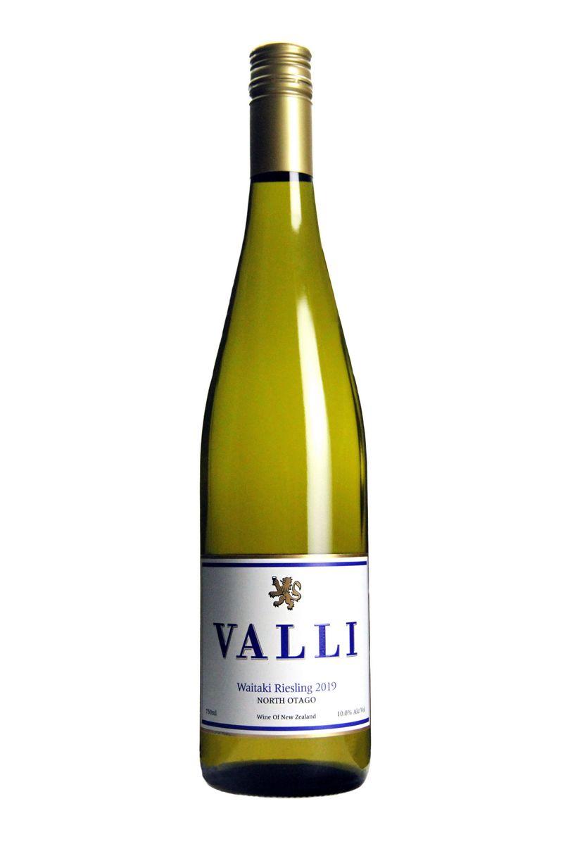 Valli Waitaki Riesling 2019