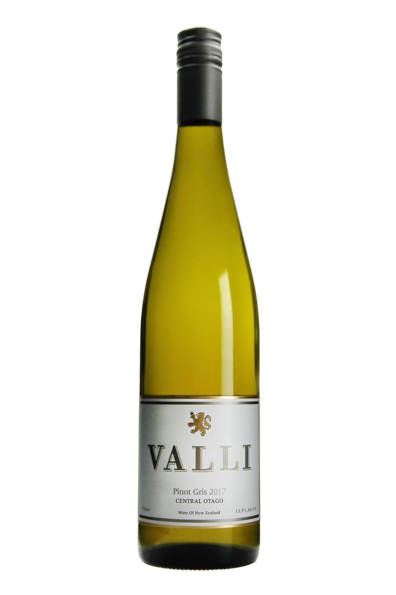 Valli Gibbston Pinot Gris