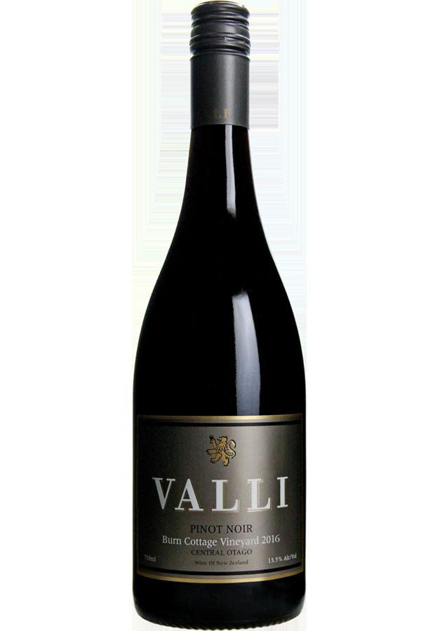 Valli Burn Cottage Vineyard Pinot Noir