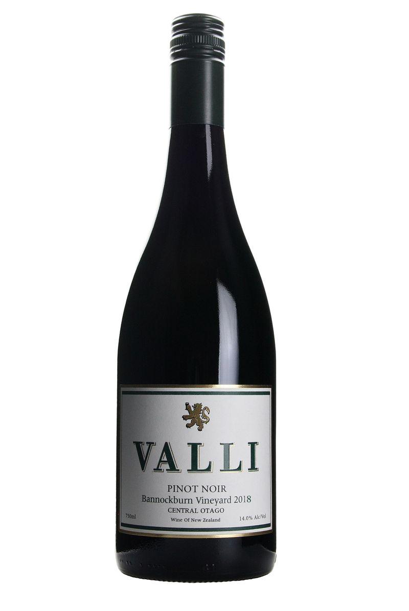 Valli Bannockburn Pinot Noir