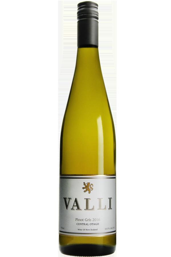 Valli Gibbston Vineyard Pinot Gris