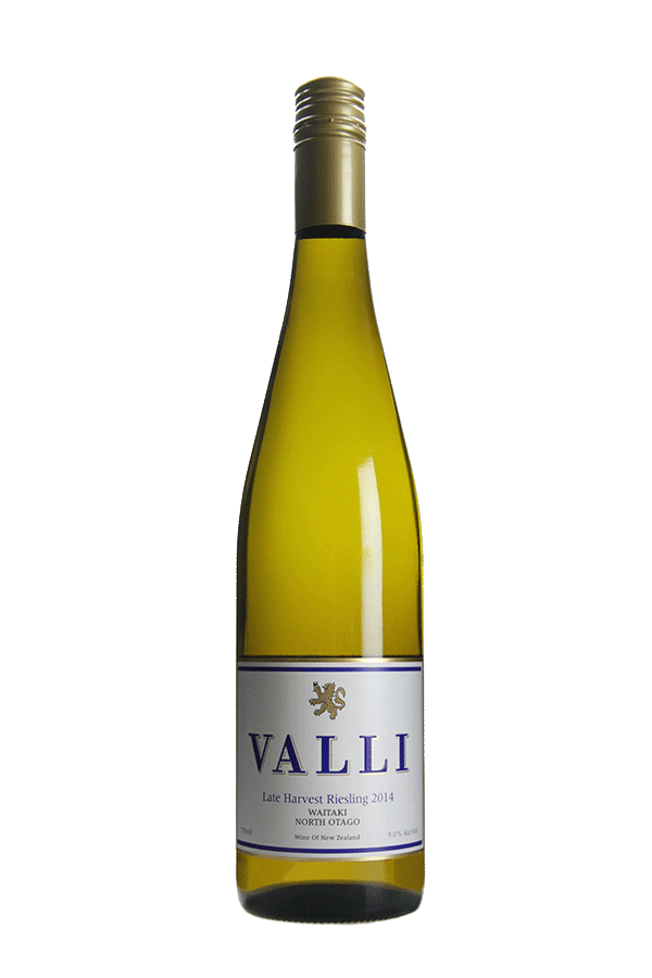 Valli Waitaki Late Harvest Riesling