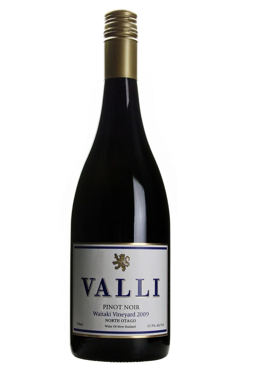 Valli Pinot Noir Waitaki 2009
