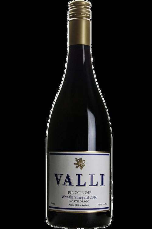 Valli Waitaki Vineyard Pinot Noir