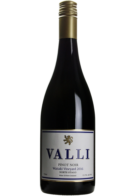 Valli Waitaki Vineyard Pinot Noir
