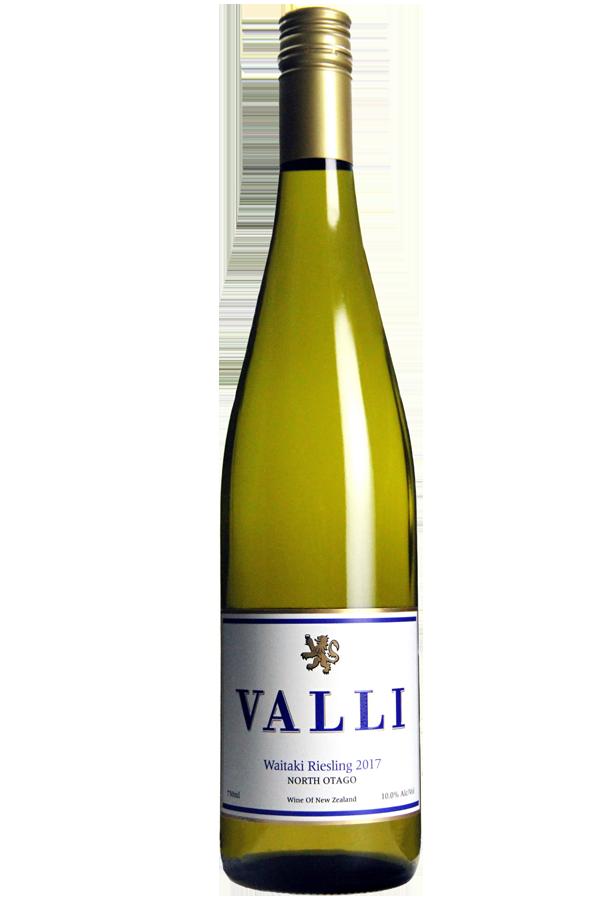 Valli Waitaki Vineyard Riesling