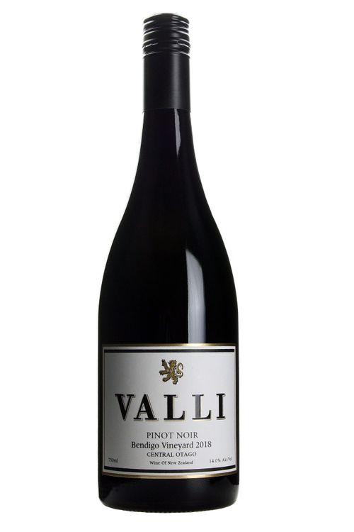 Valli Bendigo Vineyard Pinot Noir 2018