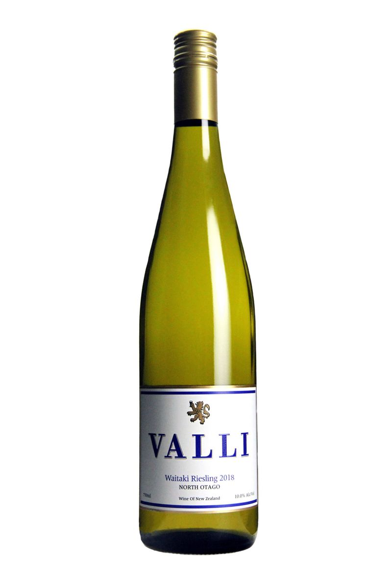 Valli Waitaki Vineyard Riesling