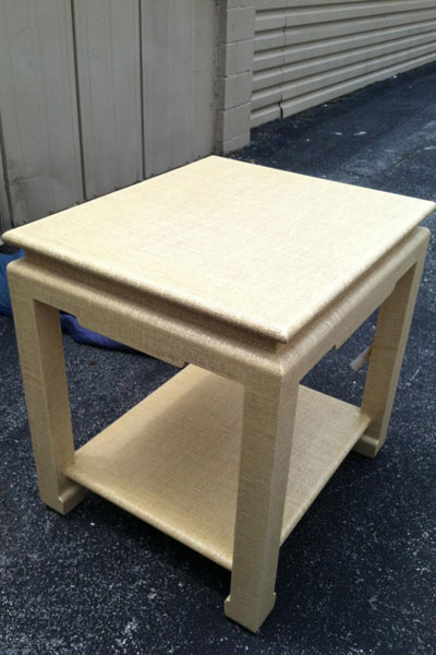 New table for sale from Savant Design Group, Houston, TX.