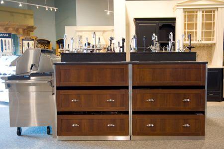 KIVA Kitchen - Retail Interior Design - Houston, TX
