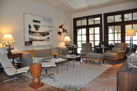 Eclectic interior design - Houston, TX
