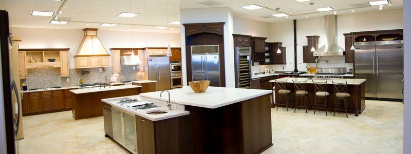 KIVA Kitchen & Bath - Commercial Interior Design - Houston
