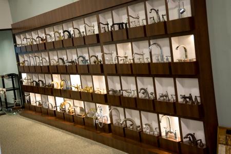 KIVA Kitchen & Bath - Retail Interior Design to Showcase Product